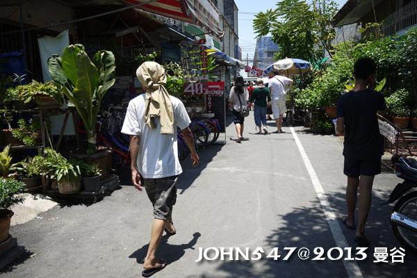 泰國 大城 Ayutthaya 阿育塔亞-12.租腳踏車