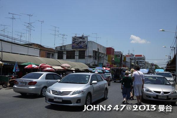 泰國 大城 Ayutthaya 阿育塔亞-趙波隆市場