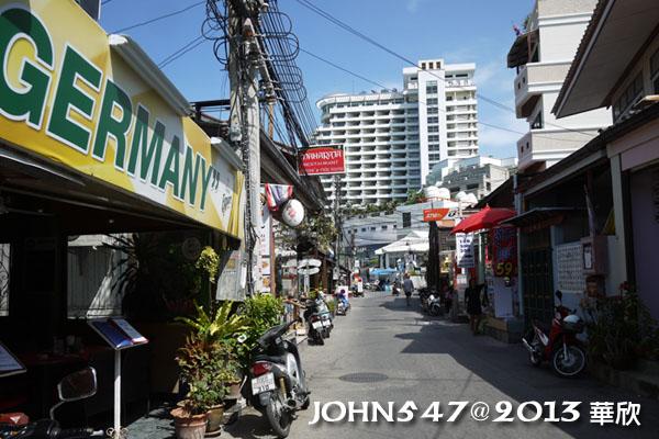 泰國華欣海灘Hua Hin Beach1