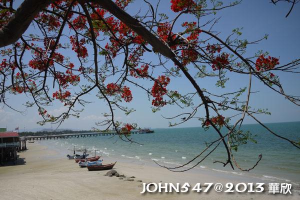 泰國華欣海灘Hua Hin Beach6
