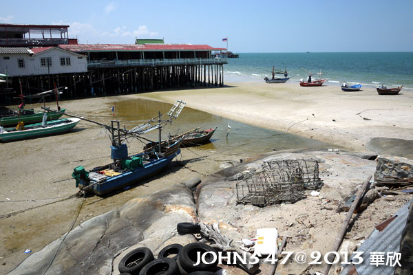 泰國華欣海灘Hua Hin Beach5