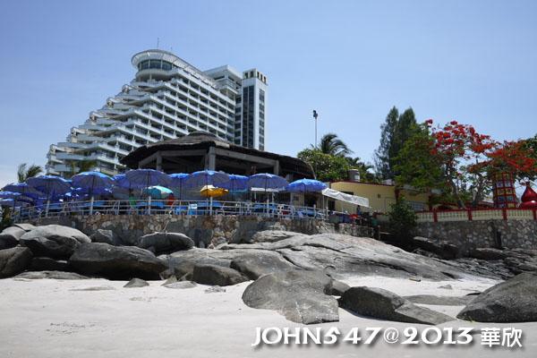 泰國華欣海灘Hua Hin Beach9hilton希爾頓飯店7