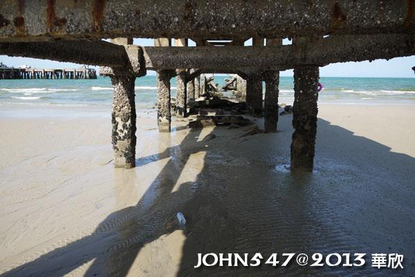 泰國華欣海灘Hua Hin Beach15