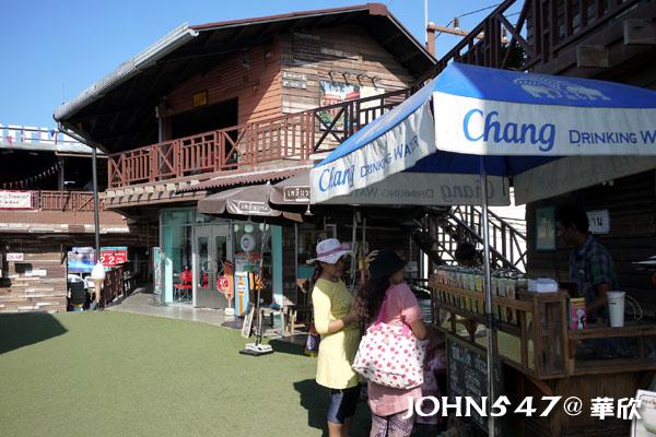 泰國華欣Hua Hin懷舊小鎮Plearn Wan 7