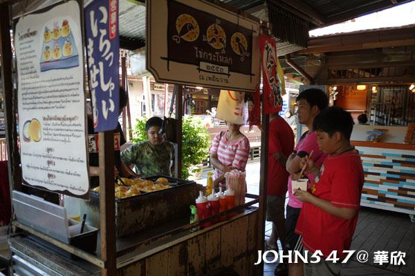 泰國華欣Hua Hin懷舊小鎮Plearn Wan 9