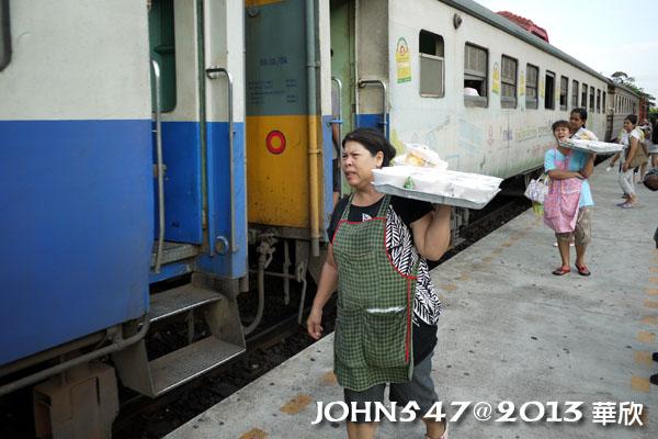 泰國華欣 Hua Hin火車站10