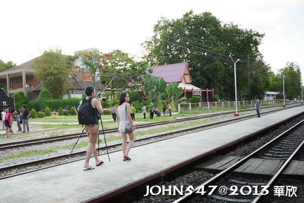 泰國華欣 Hua Hin火車站15