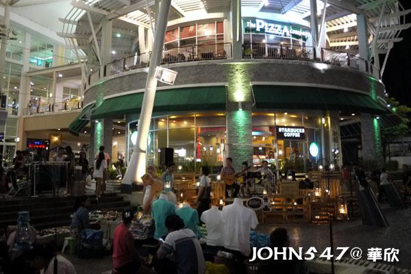 泰國華欣Market Village百貨公司與創意小市集5