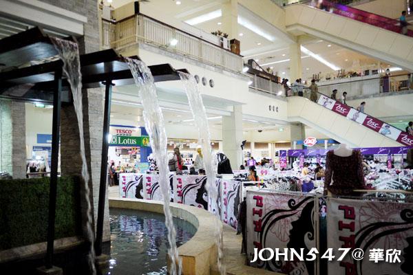 泰國華欣Market Village百貨公司與創意小市集10