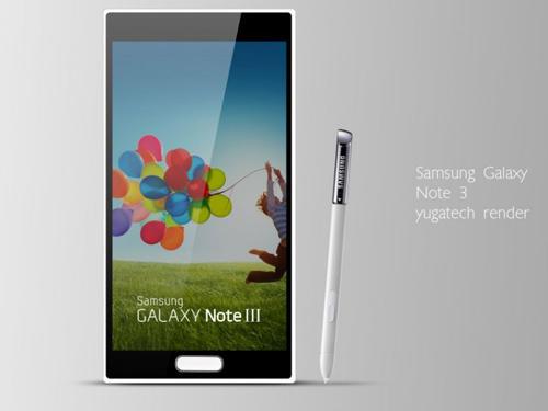 Galaxy Note 3首張原型照外流