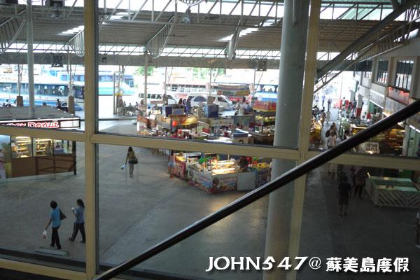 泰國曼谷到蘇美島自由行-1.曼谷南巴士站4