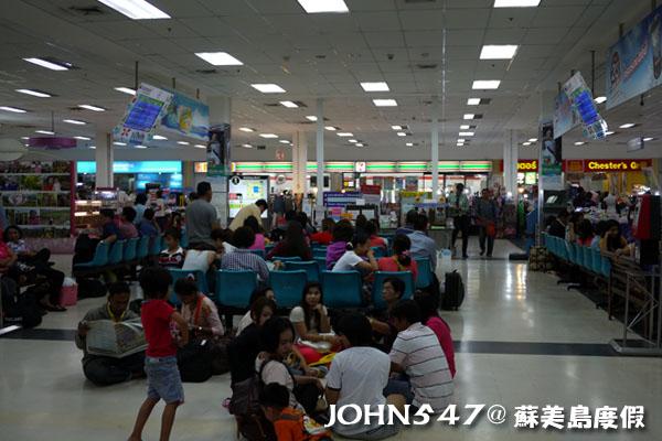泰國曼谷到蘇美島自由行-1.曼谷南巴士站8