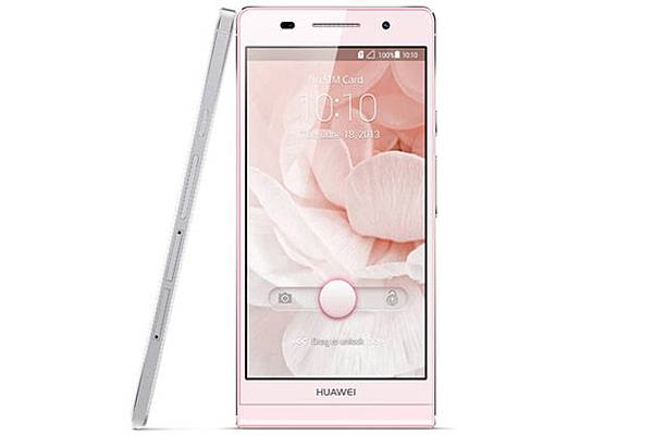 Huawei Ascend P6 pink2