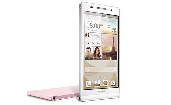 Huawei Ascend P6 white