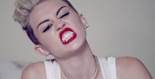 Miley Cyrus不停搖滾!We Can't Stop5