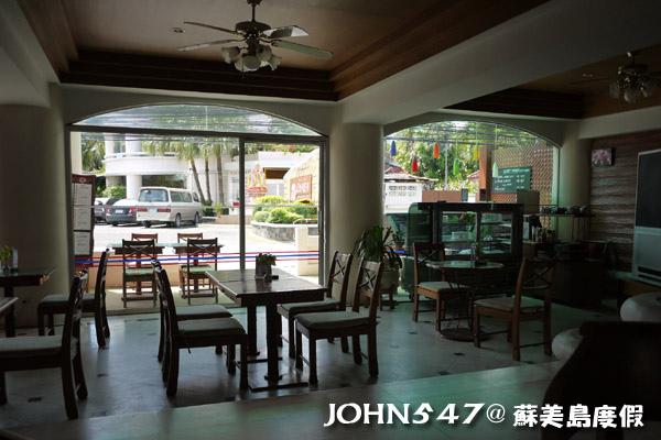 蘇美島查汶沙灘Chaba Samui Resort暹芭蘇梅島度假村1大廳.jpg