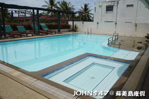 蘇美島查汶沙灘Chaba Samui Resort暹芭蘇梅島度假村5游泳池.jpg