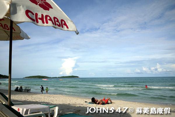 蘇美島查汶沙灘Chaba Samui Resort暹芭蘇梅島度假村22.jpg