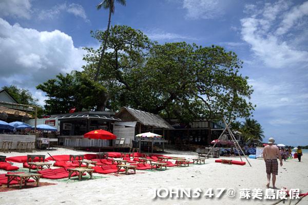 蘇美島Chaweng Beach查汶沙灘7.jpg