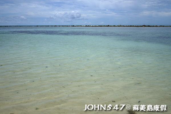 蘇美島Chaweng Beach查汶沙灘11.jpg