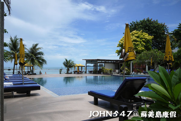 蘇美島Chaweng Beach查汶沙灘14Chaweng villa Beach resort.jpg