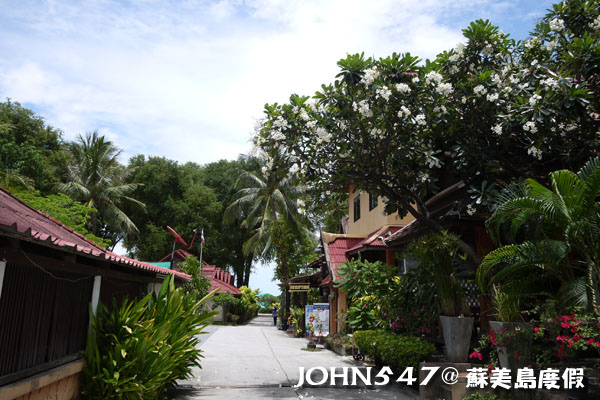 蘇美島Chaweng Beach查汶沙灘15Chaweng villa Beach resort.jpg
