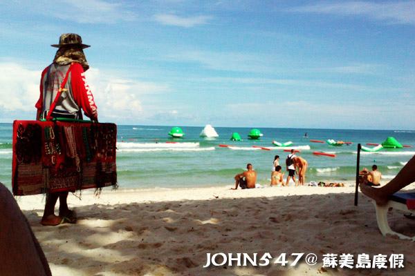 蘇美島Chaweng Beach查汶沙灘20.jpg