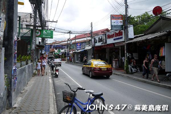 蘇美島Chaweng Walking Street Market查汶大街3.jpg