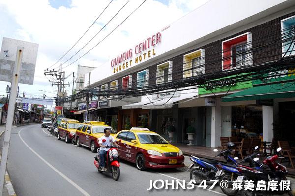 蘇美島Chaweng Walking Street Market查汶大街5.jpg