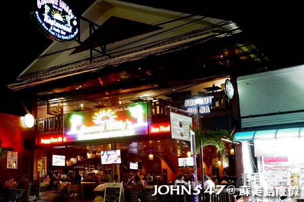 蘇美島Chaweng Walking Street Market查汶大街7.jpg
