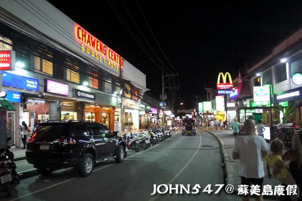 蘇美島Chaweng Walking Street Market查汶大街9.jpg