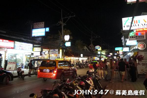 蘇美島Chaweng Walking Street Market查汶大街8.jpg