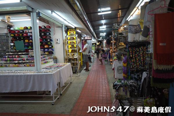 蘇美島Chaweng Walking Street Market查汶大街12.jpg