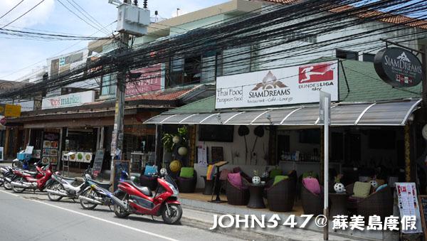 蘇美島Chaweng Walking Street Market查汶大街14