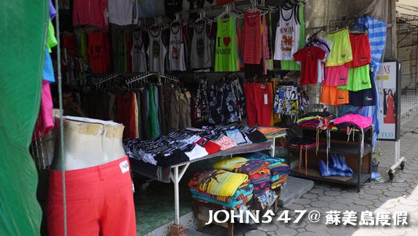 蘇美島Chaweng Walking Street Market查汶大街15