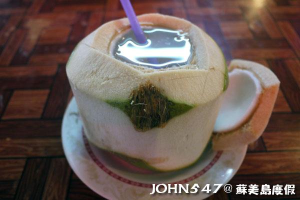 蘇美島Chaweng Street查汶小吃美食6.NongPloy泰式海鮮店1.jpg