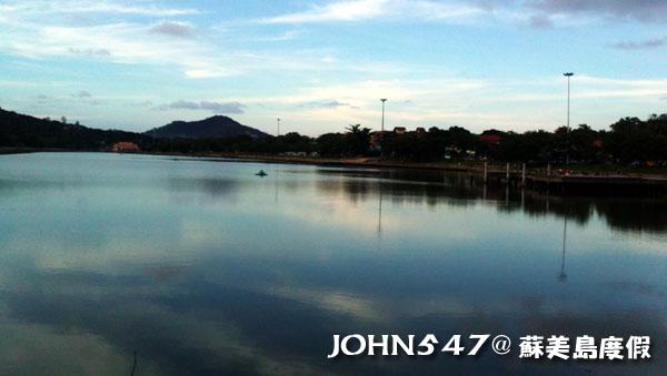 蘇美島Chaweng lake查汶大湖
