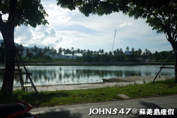 蘇美島Chaweng lake查汶大湖2
