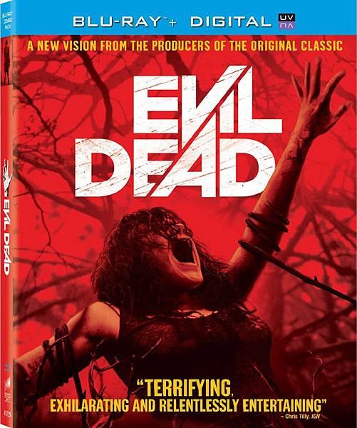 屍變Evil.Dead.2013藍光dvd