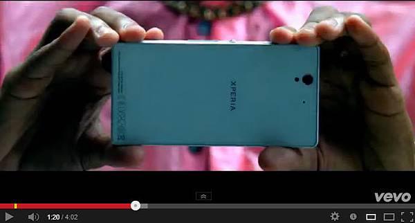 Sony Xperia Z置入Ciara - I