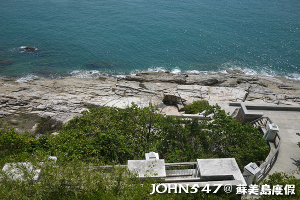 蘇美島騎機車環島3 Lad Koh View Point 觀景台6.jpg