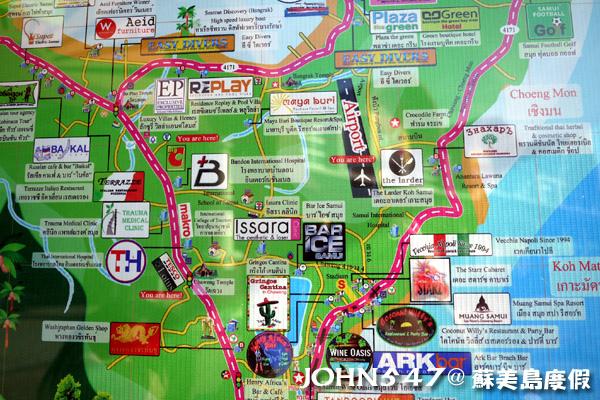 蘇美島騎機車環島19.BIG C量販店 map.jpg