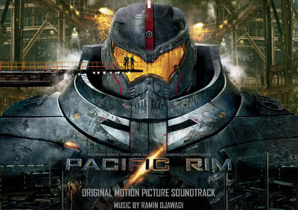 Pacific Rim 環太平洋電影原聲帶 Ramin Djawadi soundtrack cover