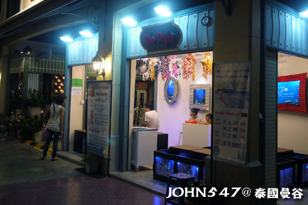 Asiatique 曼谷最美河濱夜市 Saphan Taksin(昭披耶河畔)19.jpg