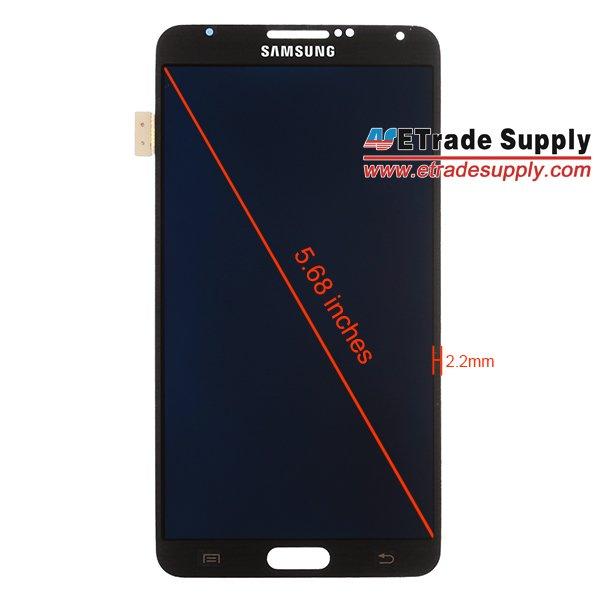 Samsung GALAXY Note 3 5.68 吋螢幕面板