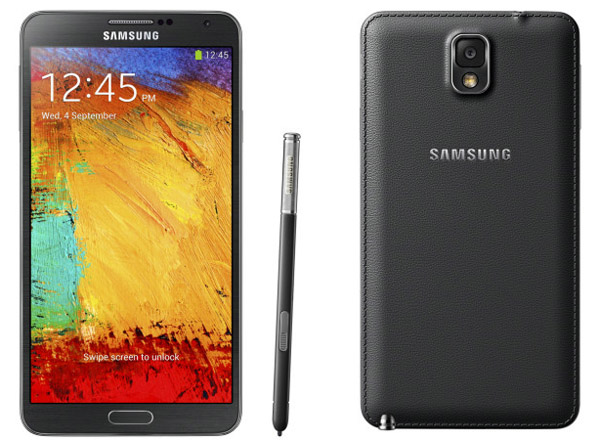 Samsung-Galaxy-Note3 黑色