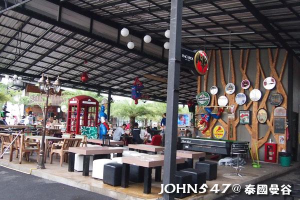泰國曼谷Jatujak Green 恰圖恰綠色市集2.jpg