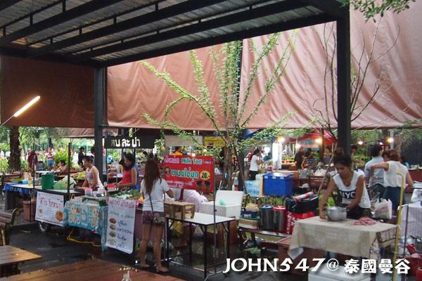 泰國曼谷Jatujak Green 恰圖恰綠色市集6.jpg
