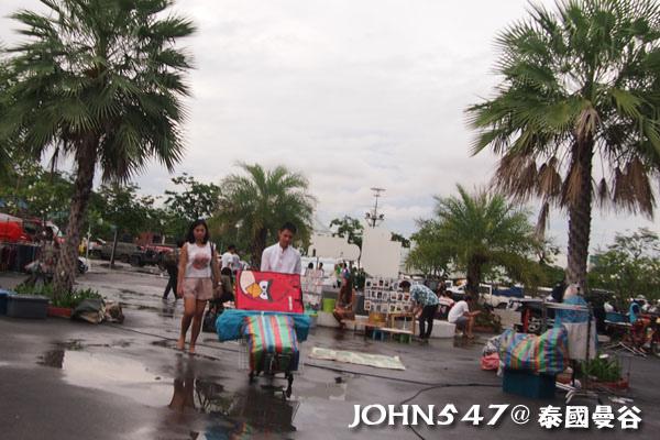 泰國曼谷Jatujak Green 恰圖恰綠色市集3.jpg