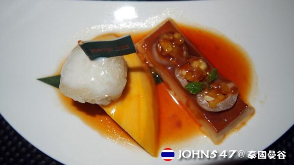 泰國知名餐廳Mango Tree柚木遊船Na Benjarong23.jpg